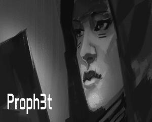 WIP image of Prophet